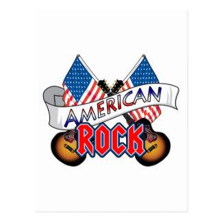 Rock-and-roll americano postal