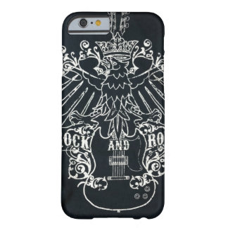 rock and roll barely there iPhone 6 case