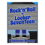 Rock and Roll Cover Poster