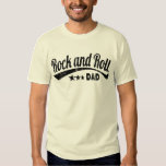 rock and roll dad t-shirts