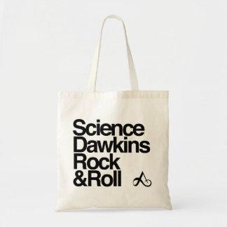 Rock-and-roll de Dawkins de la ciencia Bolsas