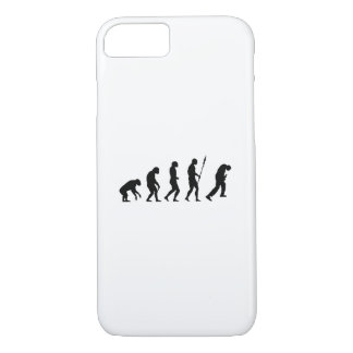 rock and roll evolution iPhone 8/7 case