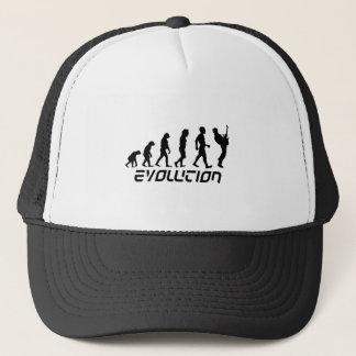 Rock and Roll Evolution Trucker Hat