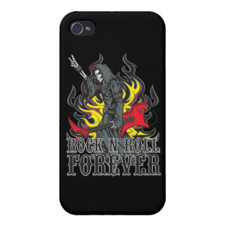 Rock and Roll Forever Case For iPhone 4