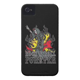 Rock and Roll Forever iPhone4/4s Skull Guitar Case
