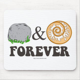 Rock and Roll Forever! Mouse Pad