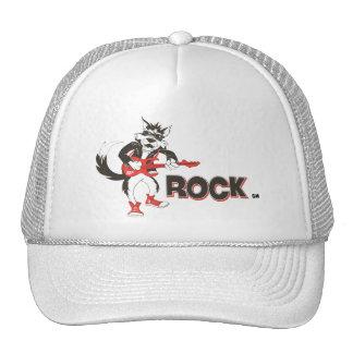 Rock And Roll Guitar Cap Hat