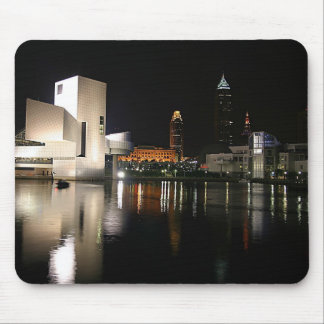 Rock and Roll Hall of Fame Cleveland Ohio Mouse Pad