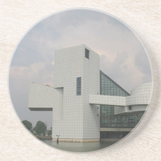 Rock and Roll Hall of Fame Drink Coaster