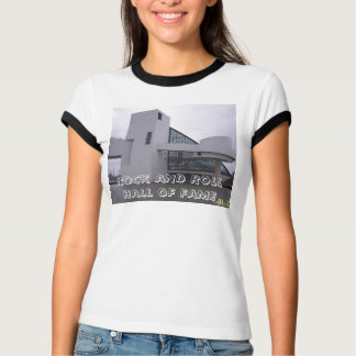 ROCK AND ROLL HALL OF FAME T-Shirt