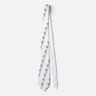 Rock and Roll Hand Tie