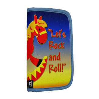 Rock and Roll Horse Organizers