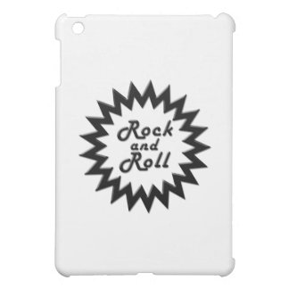 Rock and Roll iPad Mini Covers