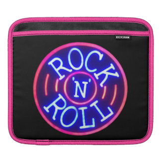Rock and Roll iPad Sleeve