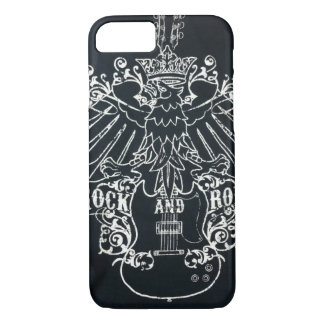 rock and roll iPhone 7 case