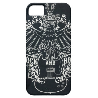 rock and roll iPhone SE/5/5s case
