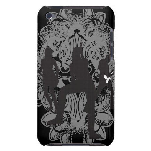 Rock-and-roll iPod Touch Case-Mate Carcasas