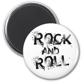 Rock and Roll Magnet