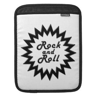 Rock-and-roll Mangas De iPad