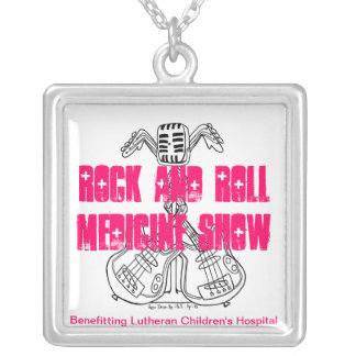 Rock and Roll Medicine Show necklace