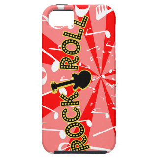 Rock And Roll Noise iPhone SE/5/5s Case