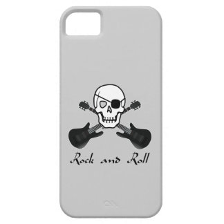 Rock and Roll Pirate iPhone SE/5/5s Case