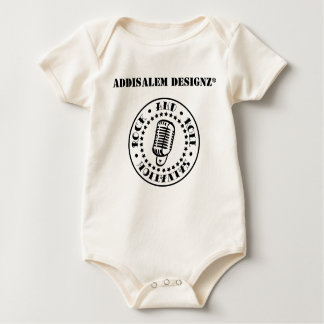 Rock and Roll Salvation Baby Baby Bodysuit