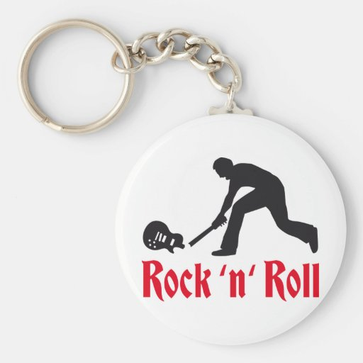 rock and roll schlüsselband