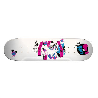 ¡Rock-and-roll! Skateboard