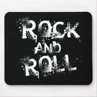 Rock-and-roll Alfombrillas De Ratón