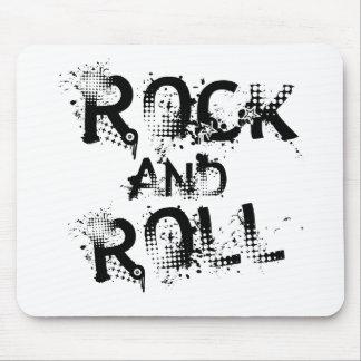 Rock-and-roll Tapetes De Ratón