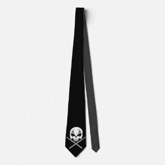 Rock and Roll Tie Death Metal Neckties