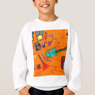 Rock and Roll Wasteland Sweatshirt