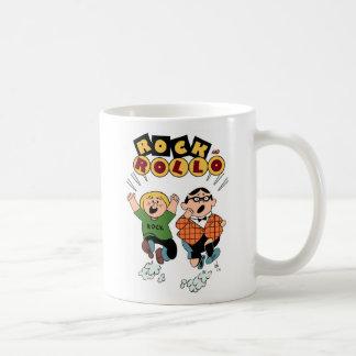 Rock and Rollo Coffee Mug (11 oz. size)