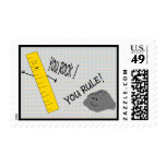 Rock and Rule stamp