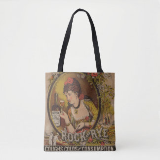 Rock and Rye Tote Bag