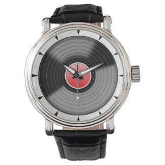 Rock Around The Clock - Vinyl Record Watch