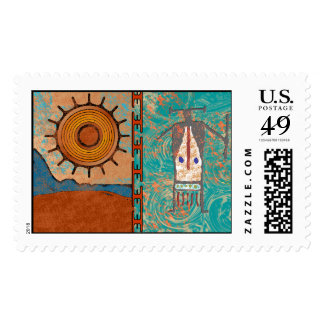 Rock Art Stamp