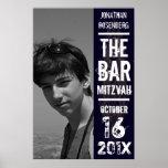 Rock Band Bar Mitzvah Poster