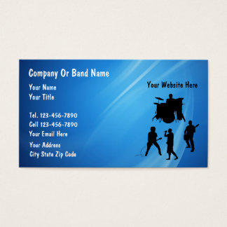 Band business cards templates free 28 images band business cards band business cards templates free band business cards templates zazzle reheart Image collections