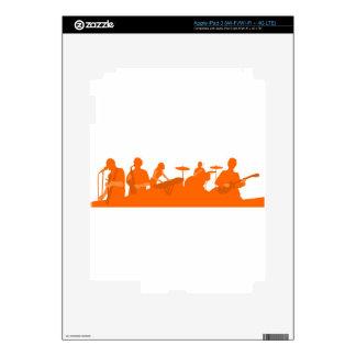 Rock Band iPad 3 Decals