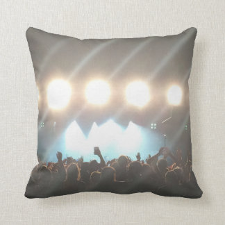 Rock Band Pillow