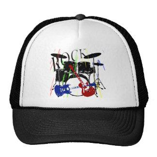 Rock Baseball Cap Trucker Hats