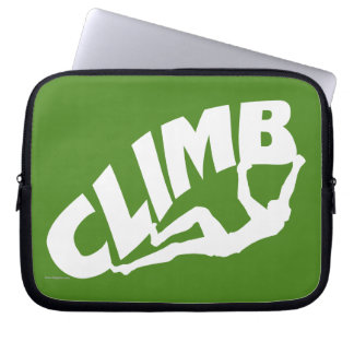 Rock Bouldering Laptop Sleeve