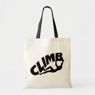Rock Bouldering Tote Bag