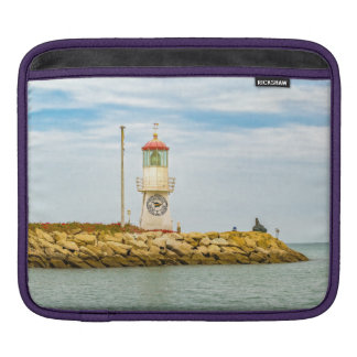 Rock Breakwater Salinas Ecuador Sleeve For iPads