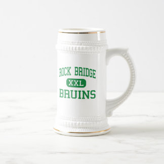 Rock Bridge - Bruins - High - Columbia Missouri 18 Oz Beer Stein
