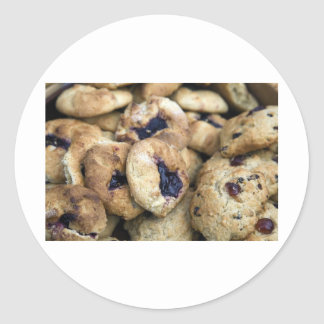 rock cakes stickers
