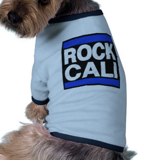 Rock Cali Blue Pet Shirt