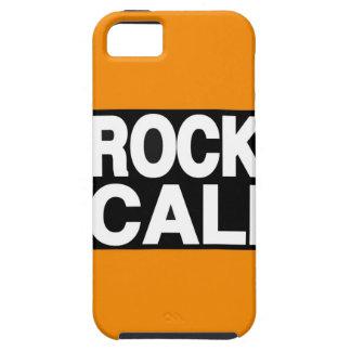Rock Cali Long Orange iPhone SE/5/5s Case